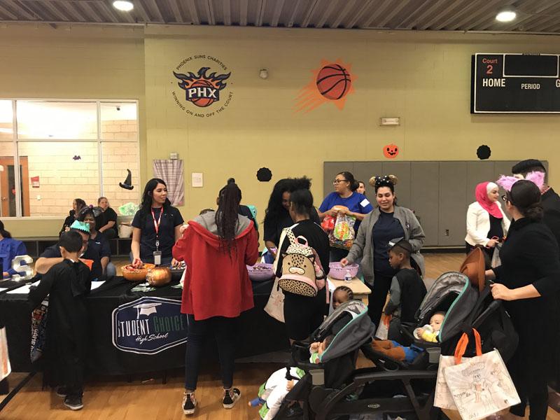 Halloween Community Event 4