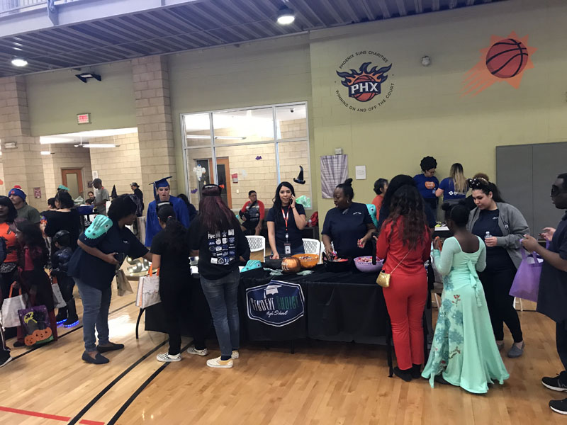 Halloween Community Event 8