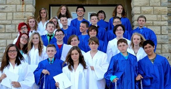Richwood Graduates