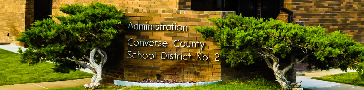 Administration Converse County School District No. 2