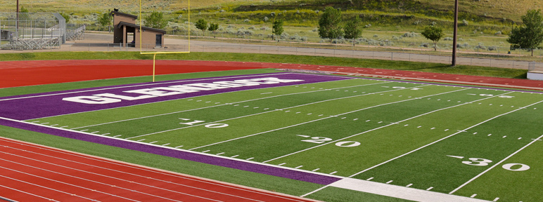 Glenrock Football field