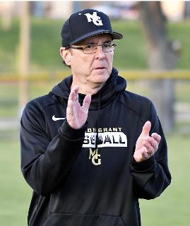 Coach Scott Haley