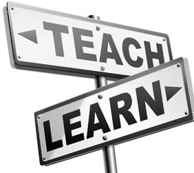 Teach, Learn