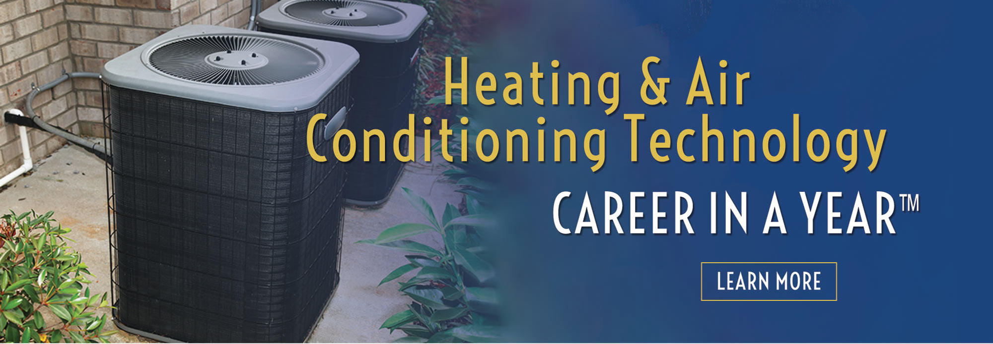 Heating and Air Conditioning Technology Career in a Year