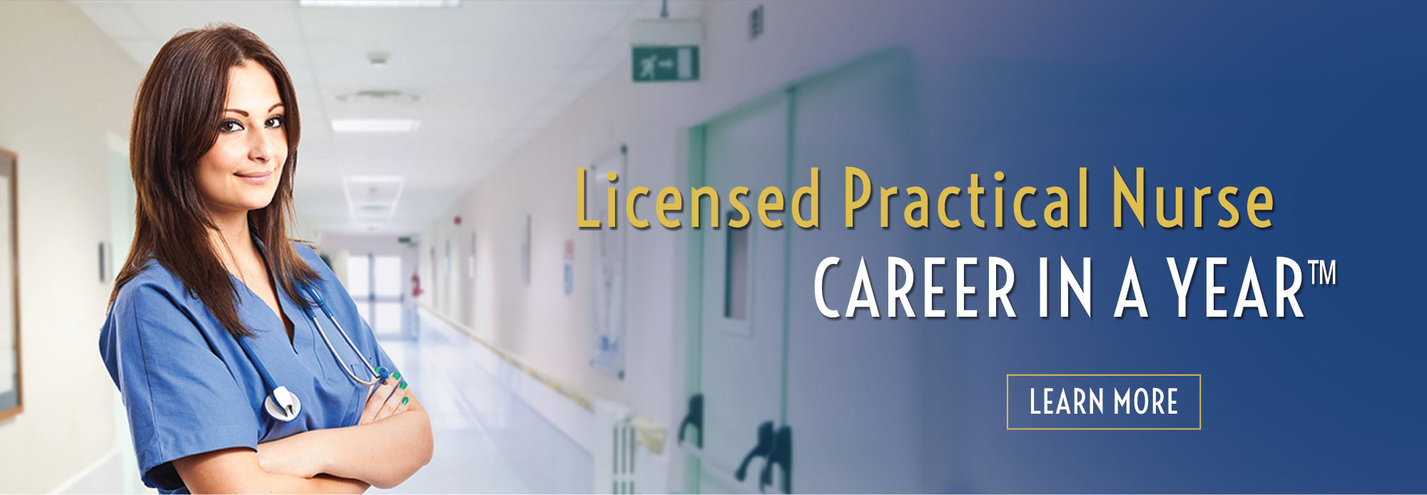 Licensed Practical Nurse Career in a Year
