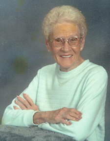 Lucille Evelyn Weisbarth
