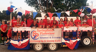 Springfield Platteview Community Schools Alumni and Friends - Growing up and giving back!