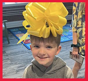 Platteview Trojans school bus