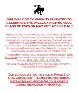 Graduation Celebration poster