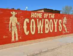Home of the Cowboys