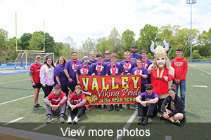 view more photos of the Special Olympics event