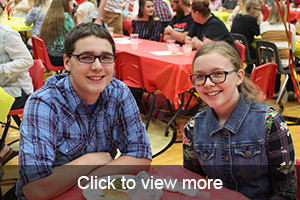 click to view more photos from Academic Banquet