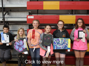 View more photos of the art show winners