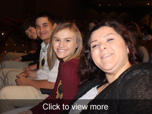 View more photos of the FCCLA Regional Convention