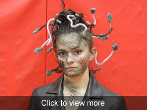 View more photos of the Halloween dance