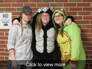 View more photos of students during Red Ribbon Week