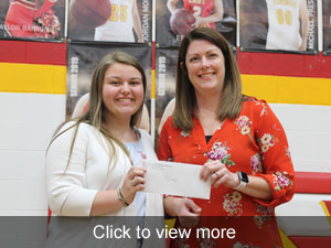 View more photos of the scholarship recipients