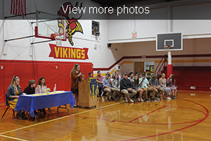 View more photos of National Honor Society Induction