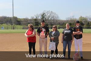 View more photos of senior night