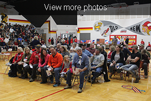 View more photos of Veterans Day Assembly