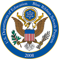 U.S. Department of Education Blue Ribbon Schools Program 2008