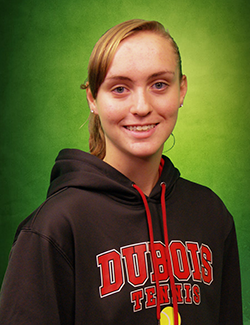 Jeff Tech's November student of the month is Jessica Askey