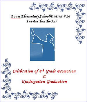 Celebration of Promotion event