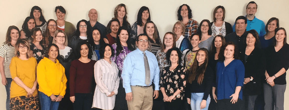 Pima Elementary School Faculty and Staff 2018-2019