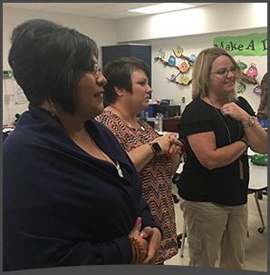 Lordsburg Staff Fundamental Five Training
