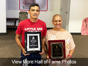 Hall of Fame photo gallery