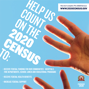View the census flyer