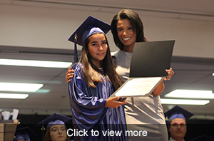 Photos of 8th Grade Promotion Ceremony 2019