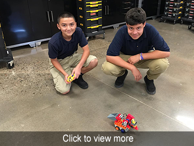 View the photo gallery for STEM LAB Rokenbok
