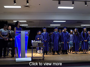 View photos and videos of 8th Grade Promotion Ceremony