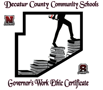 Decatur County Community Schools Governor's Work Ethic Certificate