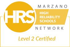 Marzano Network | High Reliability Schools | Level 1 Certified, 2017