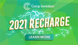 camp invention 2021 recharge registration