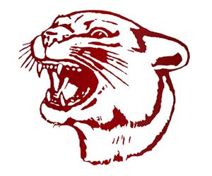 Cougar mascot logo