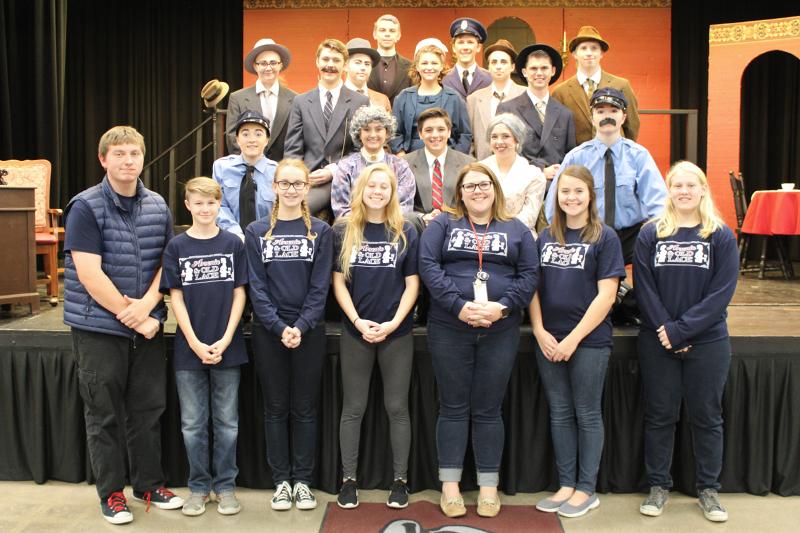 South Decatur Jr/Sr High School Drama Club