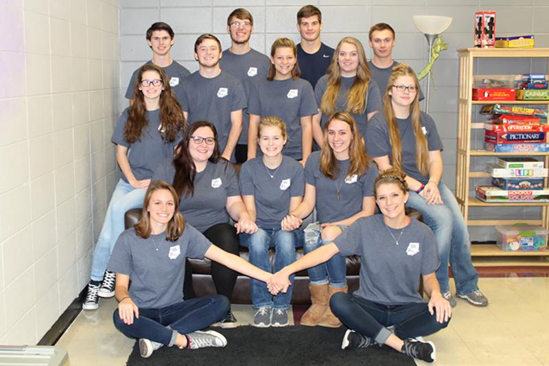 South Decatur Jr/Sr High School Peer Helpers Club
