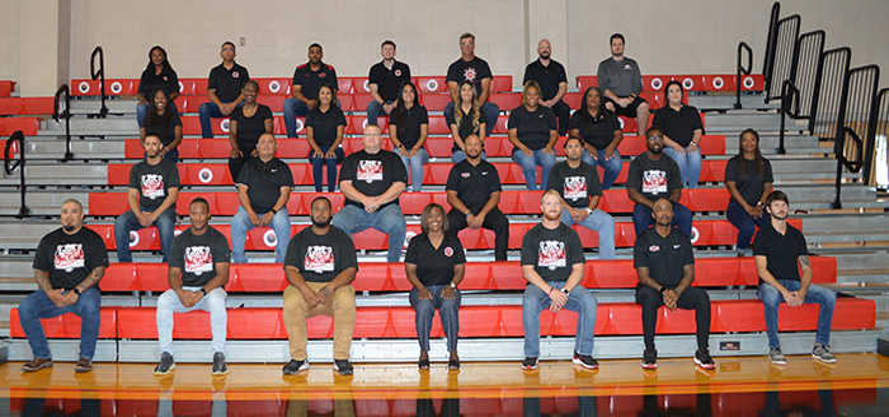 OSO Coaching Staff