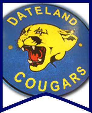 Dateland Cougars logo