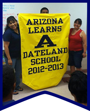 Arizona Learns A Dateland School 2012-2013