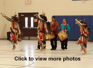 2013 Native American Heritage Program link to view more photos
