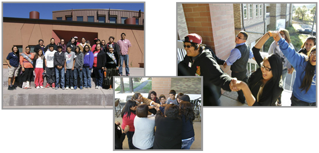 NACE Hosts Tour of Northern Arizona University