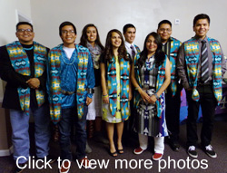 Thirtieth Annual Native American Education Banquet Link to view more photos