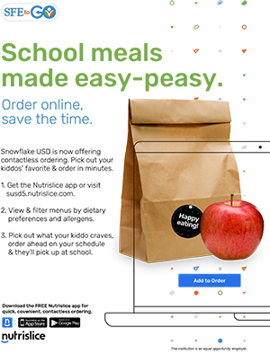 School Meals Made Easy-Peasy