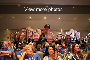View more photos of the staff preparation meetings