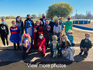 View more photos from our homecoming week and dress up days.