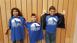 PAWS T-Shirt Drawing Winners